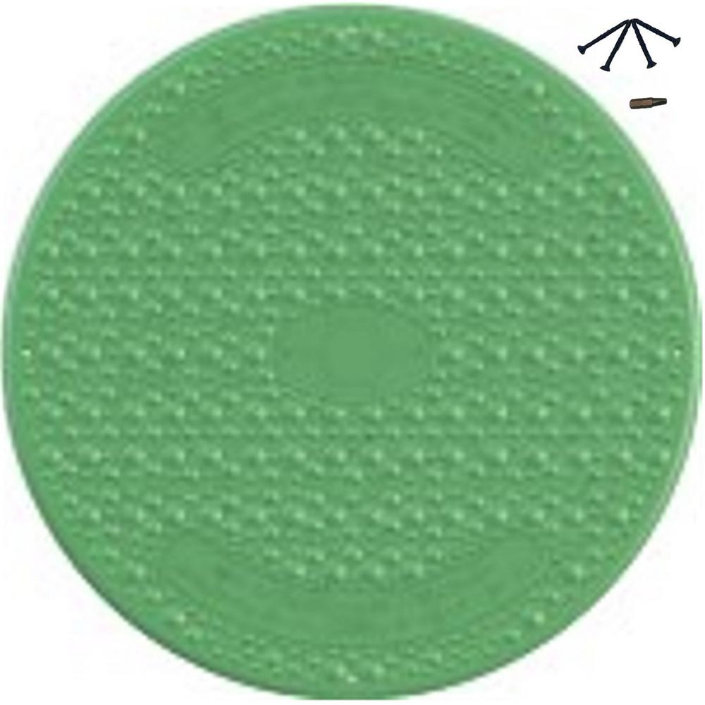 24 in. Premium Low Profile Septic Tank Riser Cover