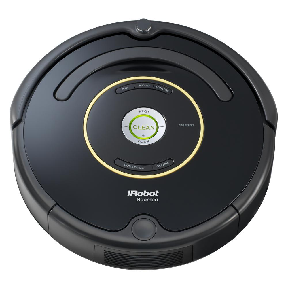 iRobot Roomba 650 Robotic Vacuum-iRobot Roomba 650 - The