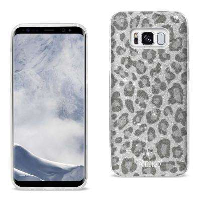 Galaxy S8 Edge Design Case in Silver