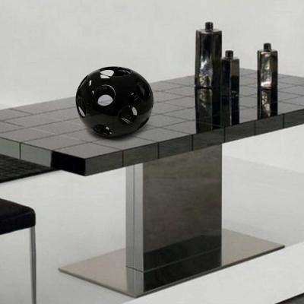Black Decorative Ceramic Sphere