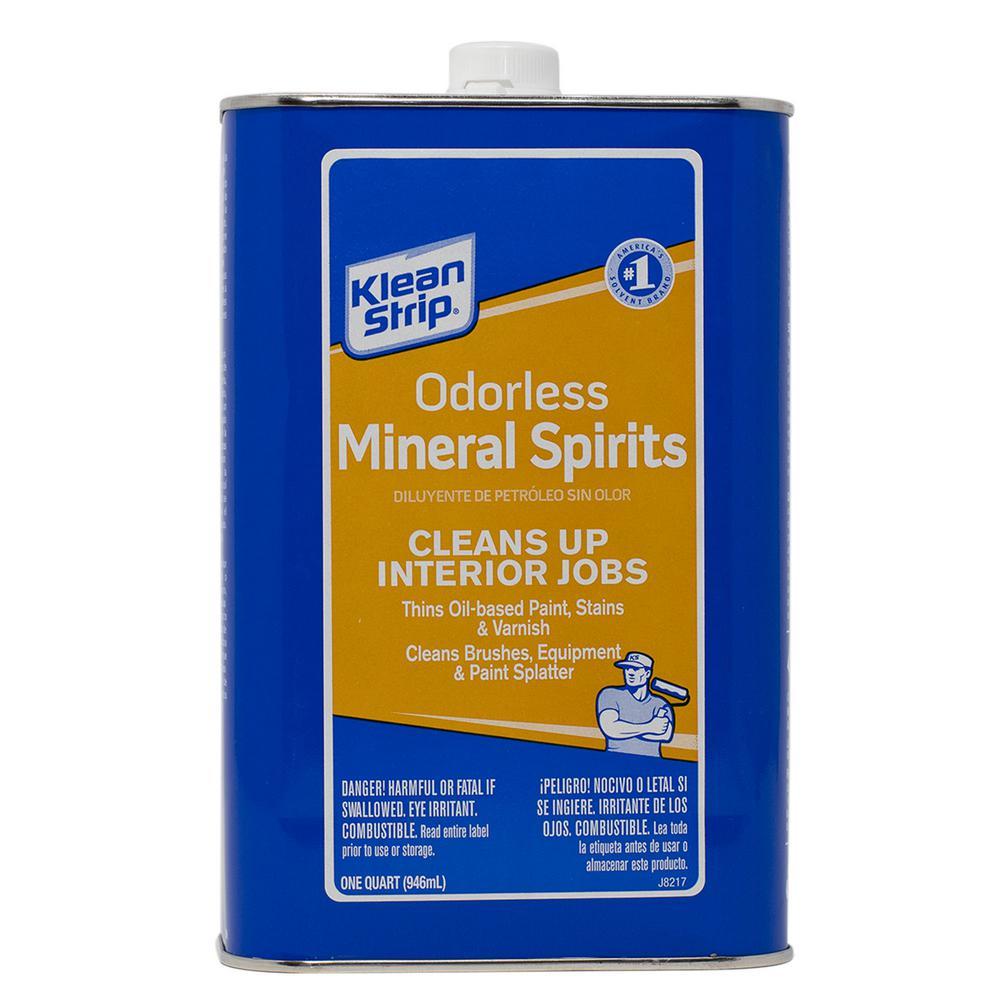 Klean-Strip 1 qt. Odorless Mineral Spirits