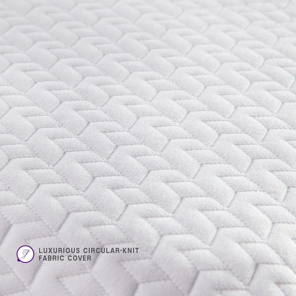 SensorPEDIC - Coolest Comfort Temperature Regulating Medium Support Memory Foam Oversized Pillow