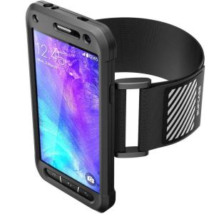 sale retailer d85af 24728 SUPCASE Galaxy S6 Active Flexible Sport Case and Armband Combo,  Black-SUP-GalaxyS6-Active-Armband-Black - The Home Depot