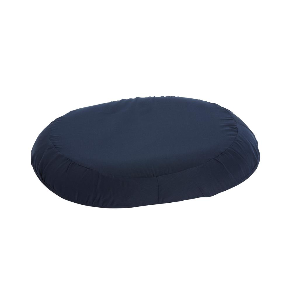 Briggs Healthcare 18 in. Contoured Foam Ring in Navy