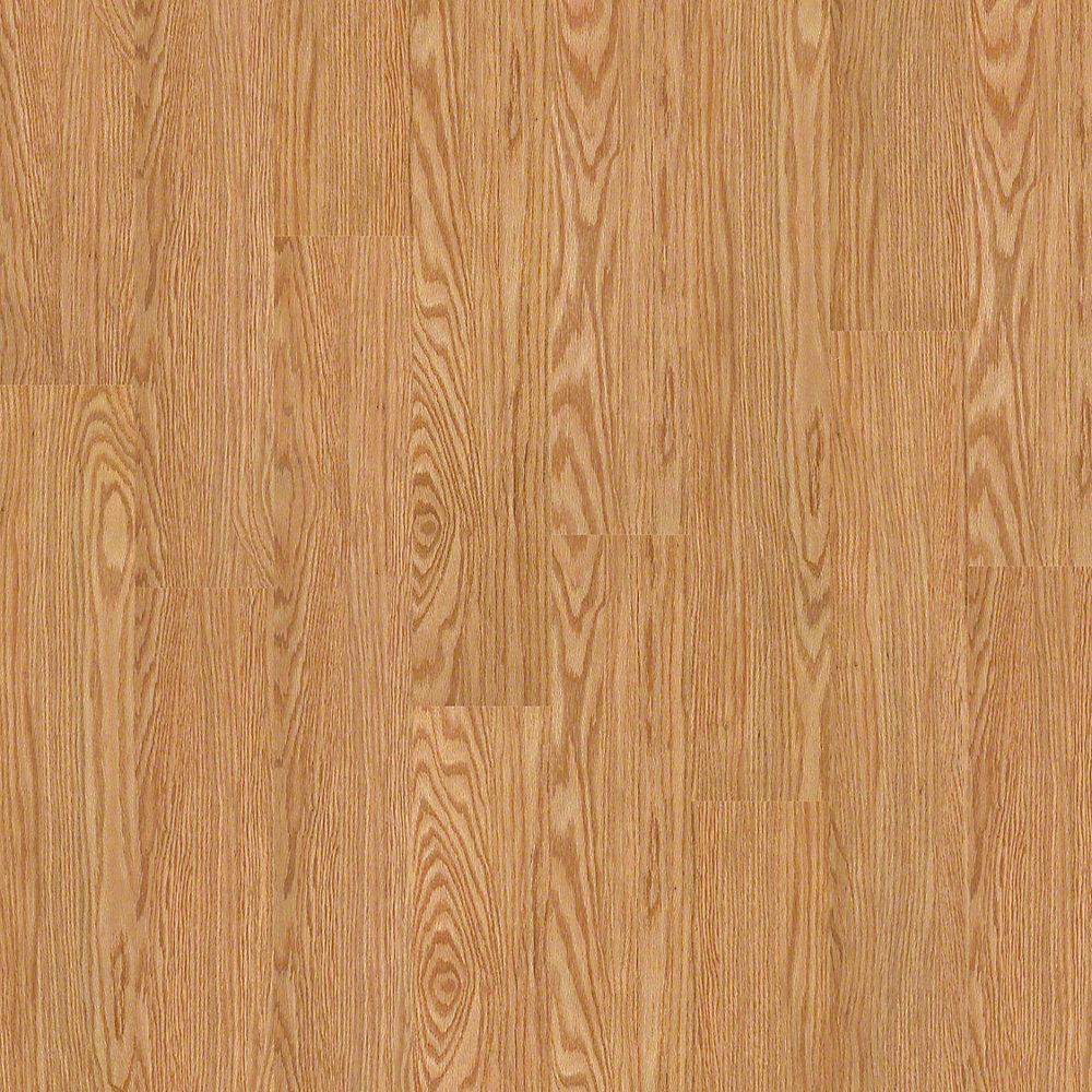 Shaw Hamilton Oat Hay 7 in. x 48 in. Resilient Vinyl Plank Flooring (34.98 sq. ft. / case)