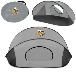 Picnic Time Minnesota Vikings Manta Sun Shelter Tent by Picnic Time