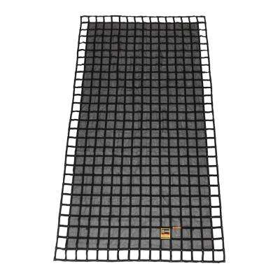 10.5 ft. x 18.5 ft. Double Extra Large Gladiator Heavy-Duty Adjustable Cargo Net Hardware Included