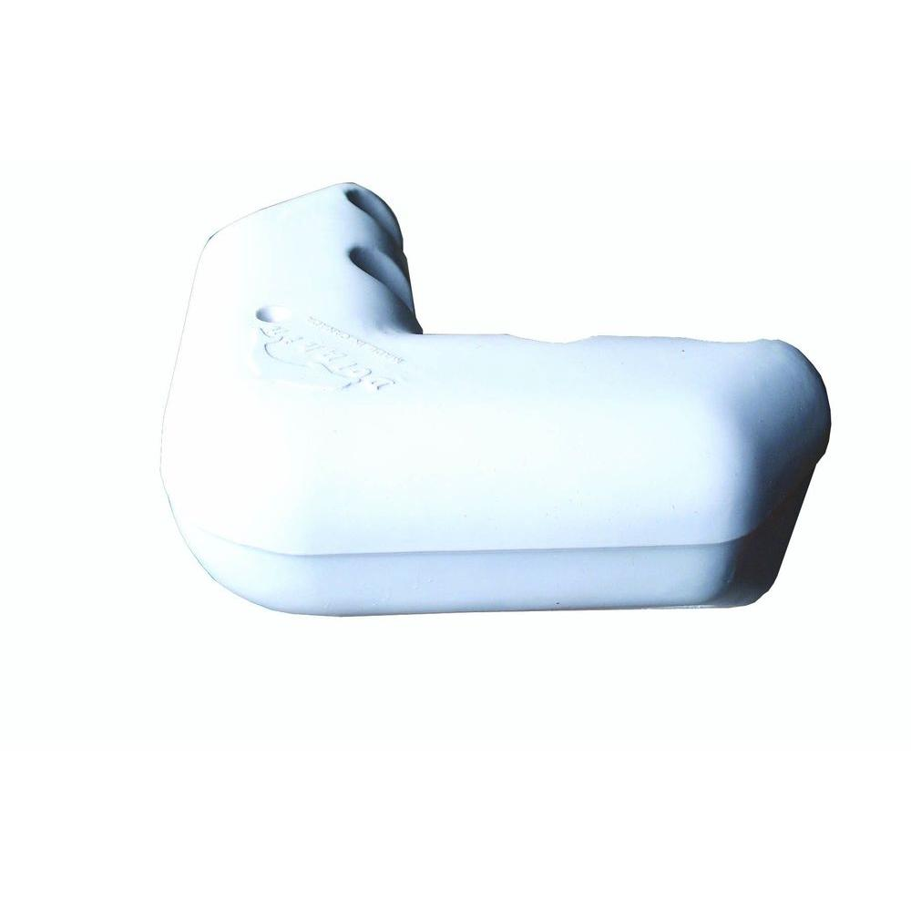 Dock Edge PVC Cone Head Piling Cap