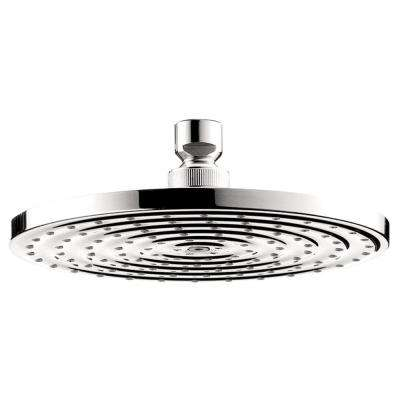 Raindance 180 Air 1-Spray 7 in. Showerhead in Chrome