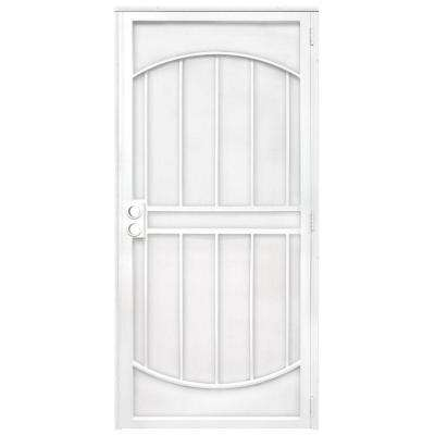 32 x 80 - Steel - Security Doors - Exterior Doors - The Home Depot