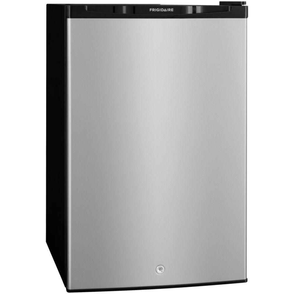 Frigidaire FFPE45L2QM Compact Refrigerator 4.5 Cu Silver