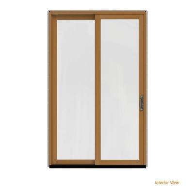 Charmant 60 In. X 96 In. W 2500 Contemporary Desert Sand Clad Wood Left