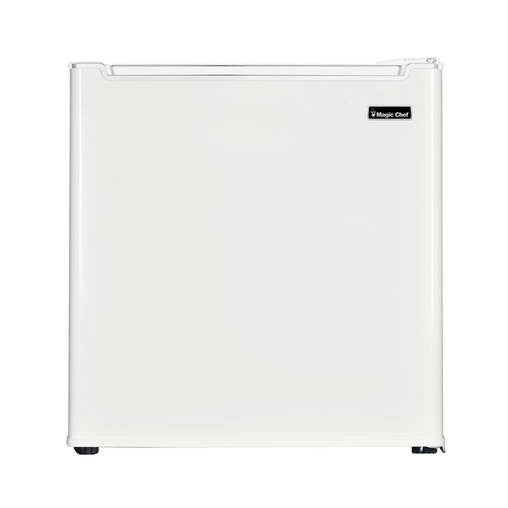 1.7 cu. ft. Freezerless Mini Refrigerator, White