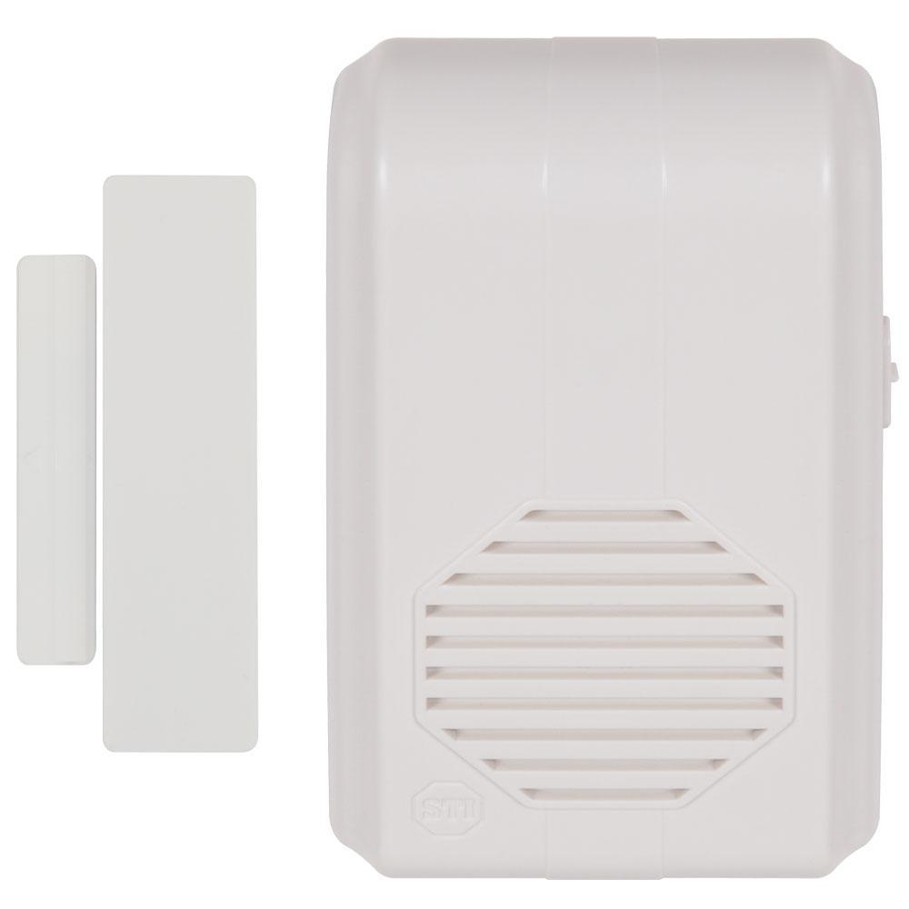 Safety Technology International Wireless Entry Alert Chime