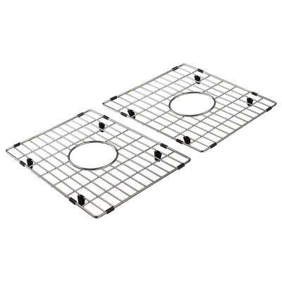 12.5 in. D x 15.75 in. W Sink Grid for FUDF332010, FUDH332010 in Stainless Steel