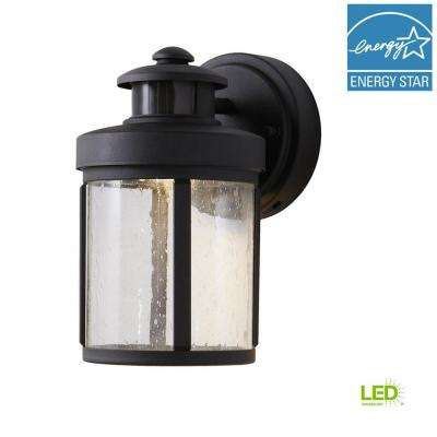 Outdoor Sconces Motion Sensing 1 Ul Listed Outdoor Wall Lighting Outdoor Lighting The Home Depot