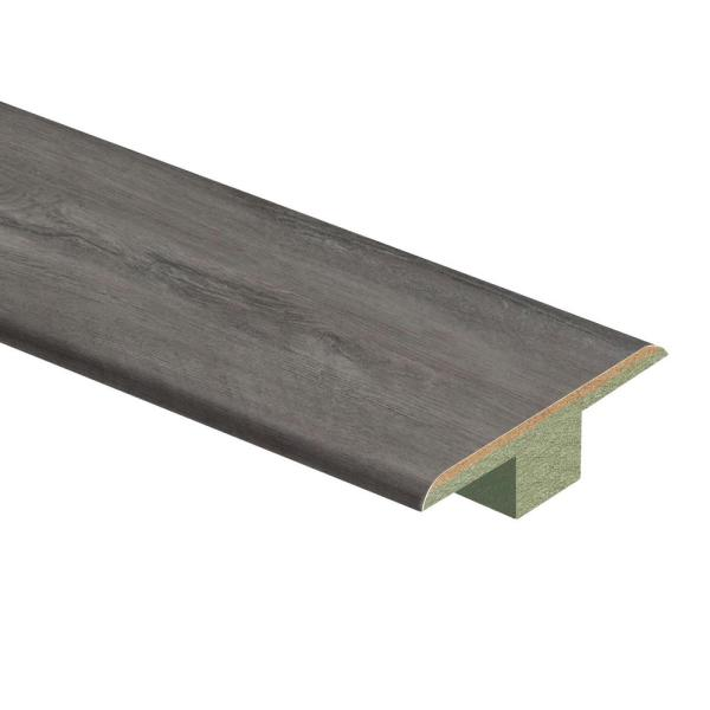 Briar Hill Oak 7/16 in. T x 1-3/4 in. Wide x 72 in. Length Laminate T-Molding