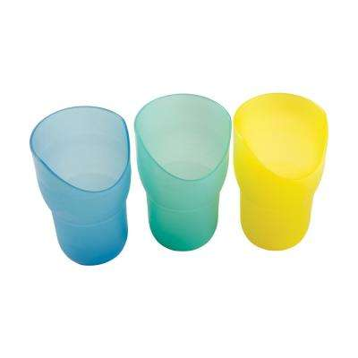 Nosey 8 oz. Plastic Cup (Set of 3)