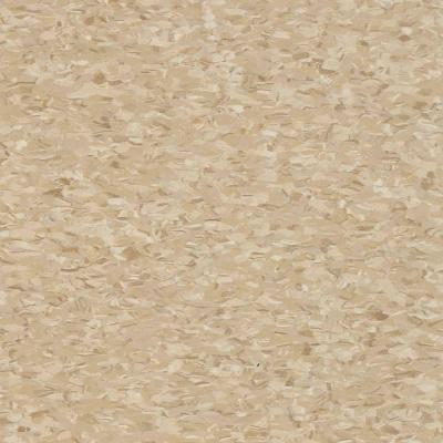 Civic Square VCT 12 in. x 12 in. Stone Tan Commercial Vinyl Tile (45 sq. ft. / case)