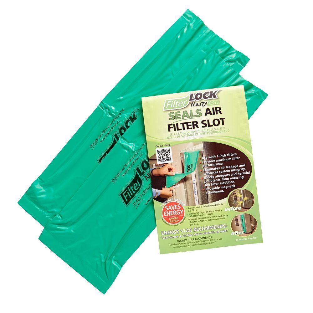Filterlock Air Filter Slot Door Cover For 1 In Air Filter