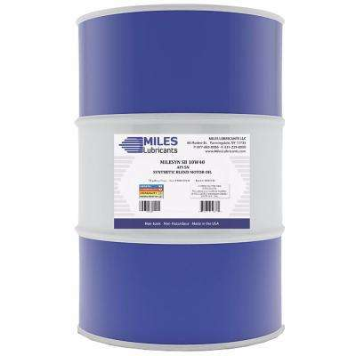 Milesyn SB 10W40 API GF-5/SN 55 Gal. Synthetic Blend Motor Oil Drum