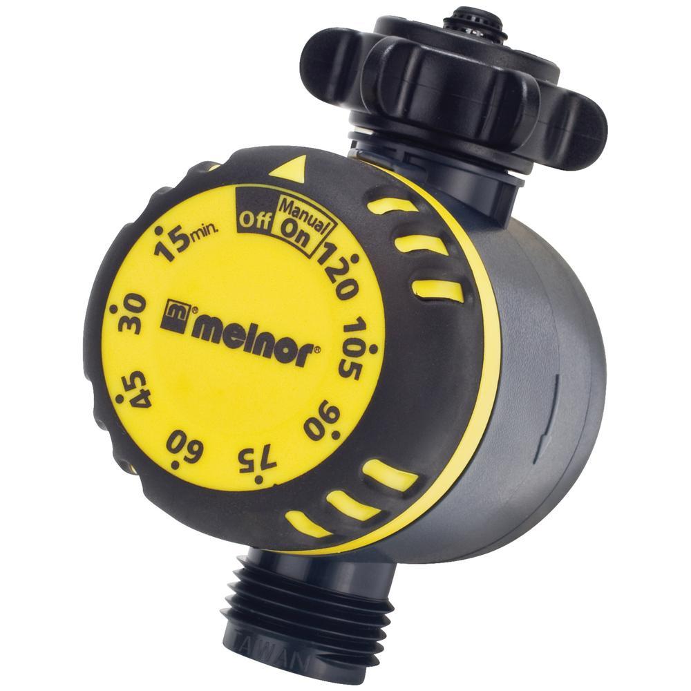 Melnor 4 zone digital water timer.
