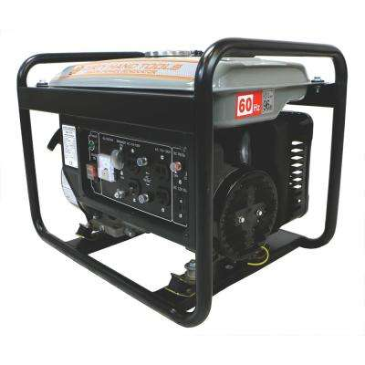 DHT 3000-Watt Gasoline Powered Portable Generator