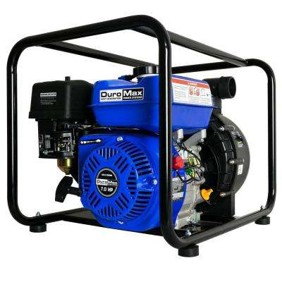 212cc 7 Hp 2 in. 132-GPM Gas Powered Chemical Pump