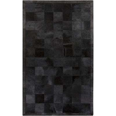 Wichita Black 6 Ft X 9 Indoor Area Rug