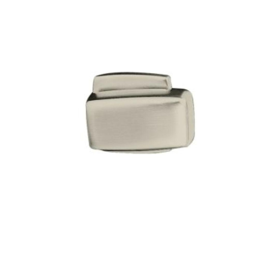 null San Raphael Trip Lever in Vibrant Brushed Nickel