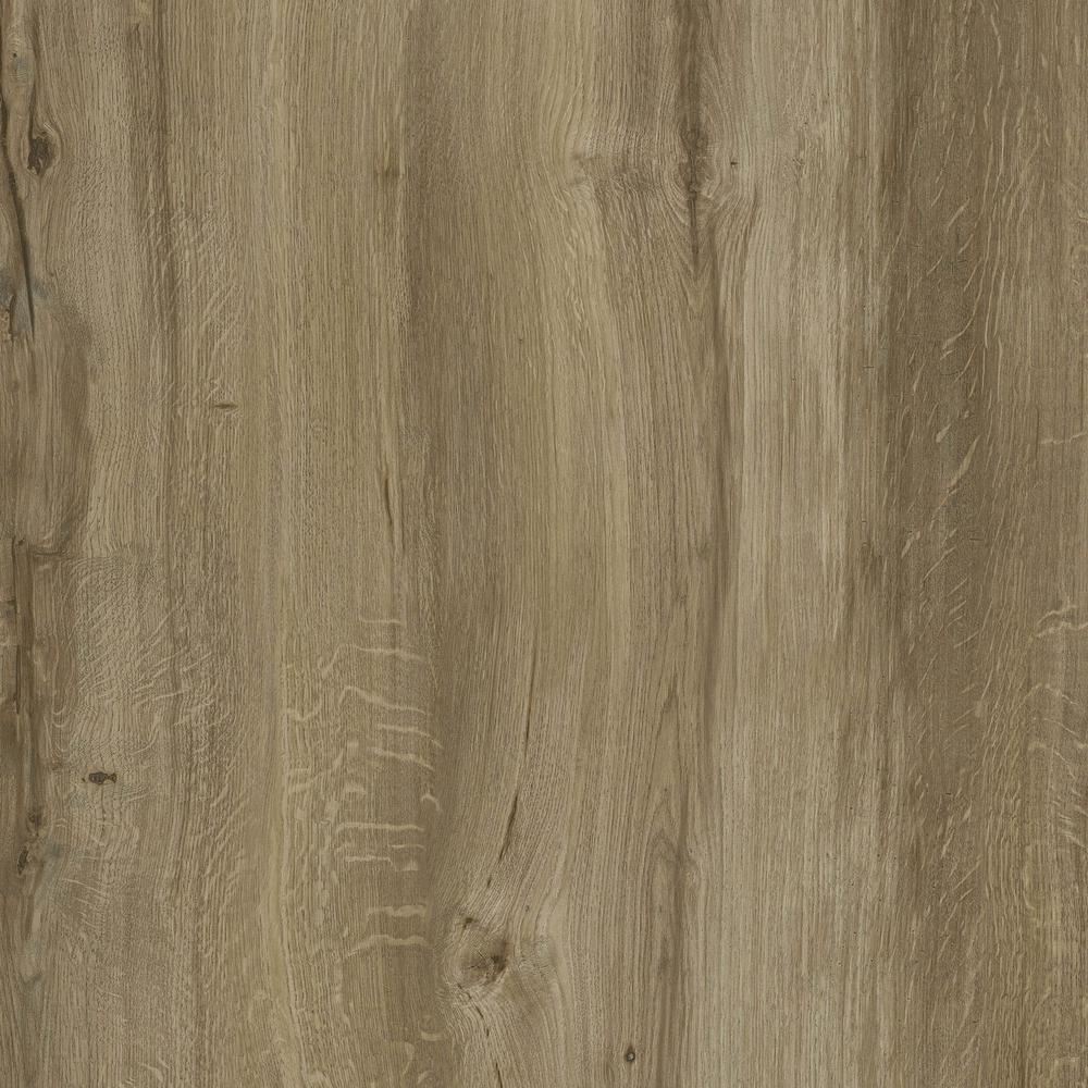 Take Home Sample - Almond Cream Luxury Vinyl Flooring - 4 in. x 4 in.