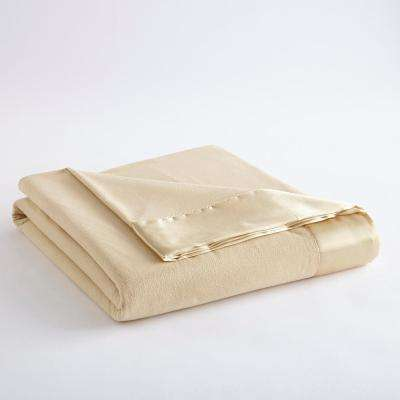 Twin Chino Year Round Polyester Sheet Blanket