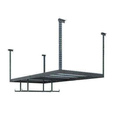VersaRac Set with 1-Overhead Rack and 2-Piece Accessory Kit (VersaRac, Hanging Bars)