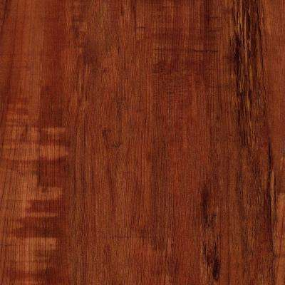 Hand Scraped Catalina Hickory 7 in. x 48 in. x 3.2 mm Vinyl Plank Flooring (28 sq. ft. / case)