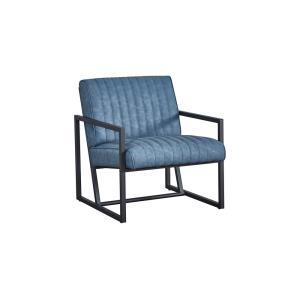 Remarkable Harper Bright Designs Blue Modern High Quality Pu Steel Pabps2019 Chair Design Images Pabps2019Com