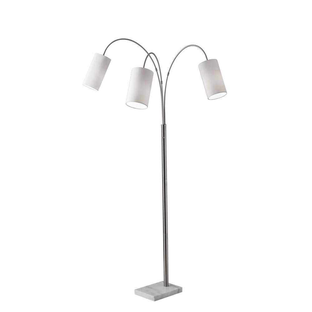 Tribeca 79.5 in. Steel Arc Floor Lamp