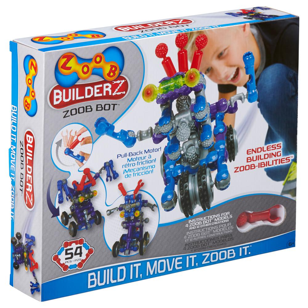 zoob builderz bot 0z14001tl the home depot