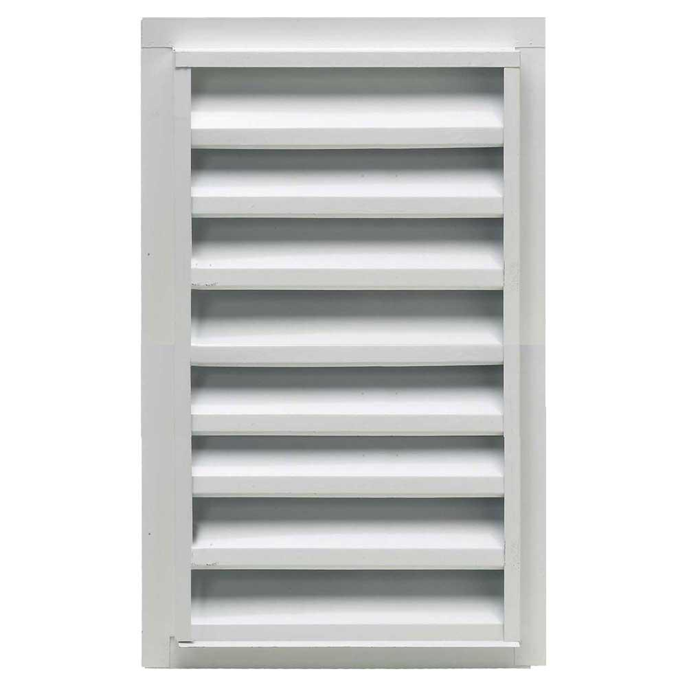 Gibraltar Building Products 14 In. X 24 In. Galvanized