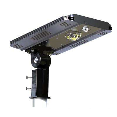 Solar outdoor security lighting outdoor lighting the home depot solar aloadofball Image collections