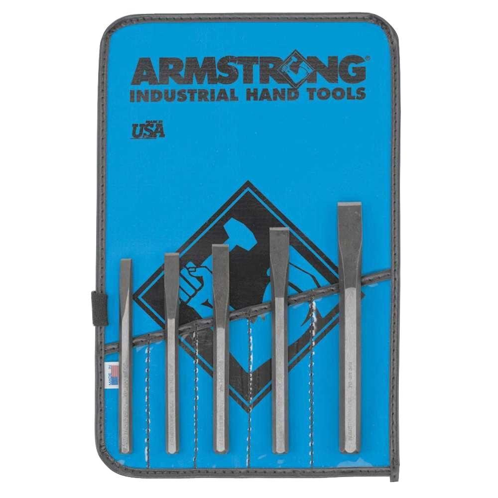 Armstrong Cold Chisel Set (5-Piece)