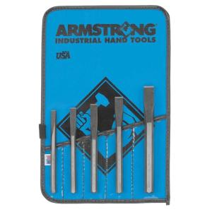 Armstrong Cold Chisel Set (5-Piece) by Armstrong