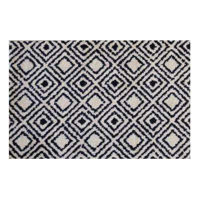 In-Home Washable/Non-Slip Harpe 2 ft. 3 in. x 3 ft. 11 in. Area Rug & Mat
