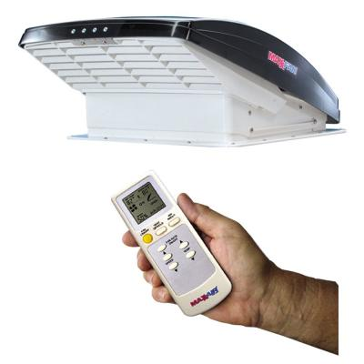 MaxxAir MaxxFan Deluxe with Remote - White-00-07000K - The Home Depot
