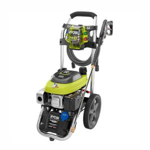 3,200 PSI 2.5 GPM ONE+ 18-Volt Electric Start Gas Pressure Washer