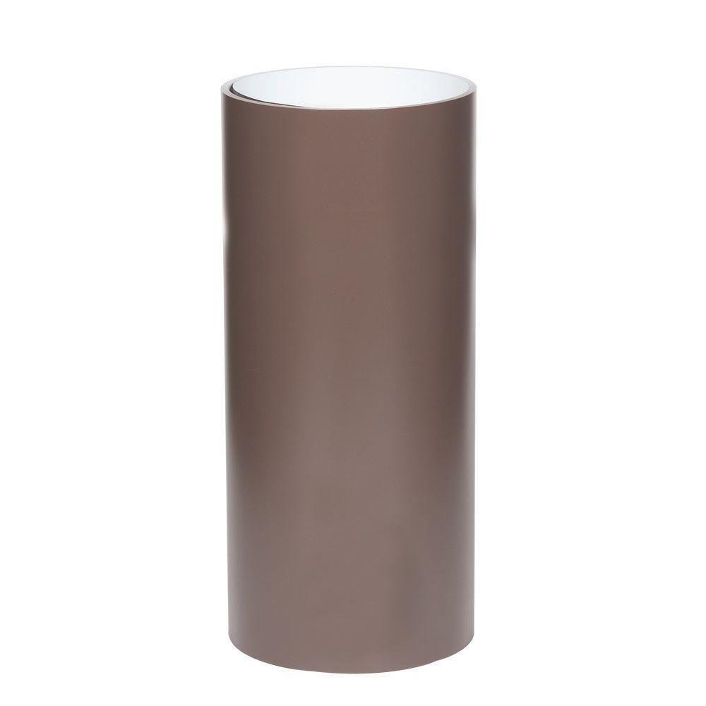 Spectra Metals 14 In X 50 Ft Musket Brown Aluminum Trim