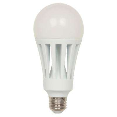 200-Watt Equivalent Omni A23 ENERGY STAR Soft White LED Light Bulb Daylight