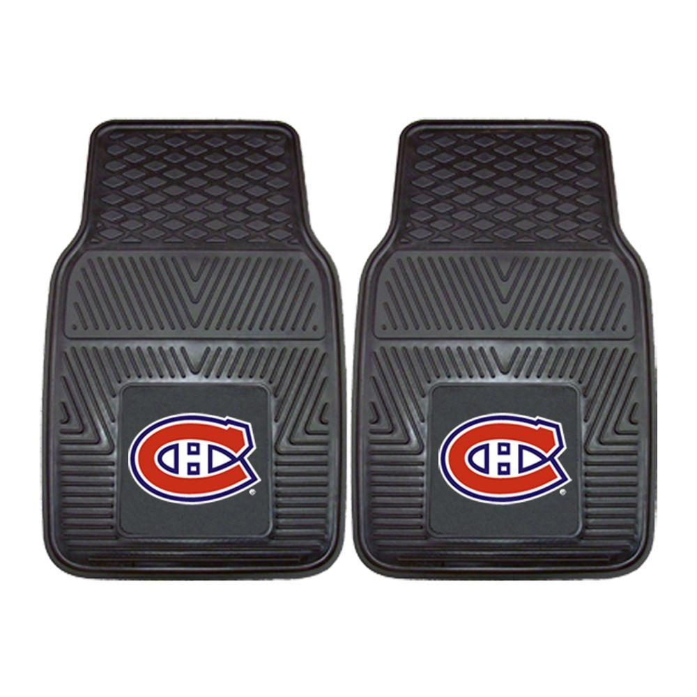 Fanmats Montreal Canadiens 18 In X 27 In 2 Piece Heavy