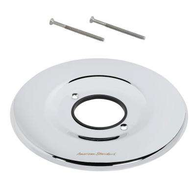 Reliant 3 Bath/Shower Escutcheon and Screws, Polished Chrome