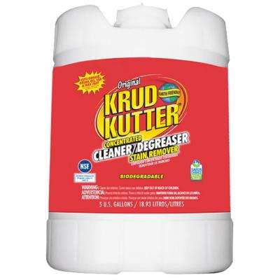 5 gal. Original Concentrate Cleaner/Degreaser