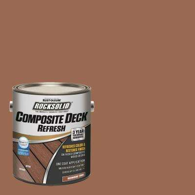 1 Gal. Redwood Composite Deck Coating (2-Pack)